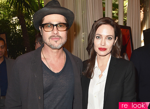 Анджелина Джоли и Брэд Питт – развод, примирение и седьмой ребёнок