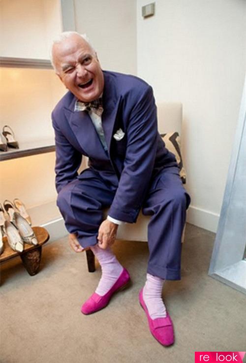 Мужская коллекция обуви от Manolo Blahnik
