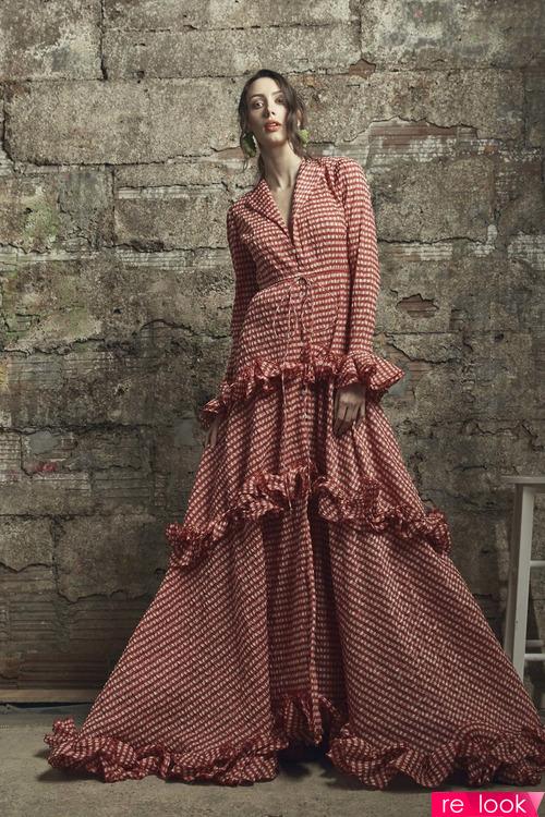 Тренд моды лета 2017: клетка «виши»