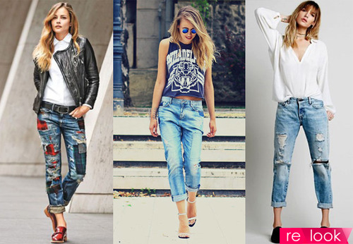 Всё о модных трендах – джинсы, в которых выросло не одно поколение