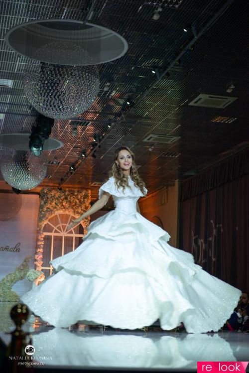"""""""Рождение весны"""" - новый показ вечерних и свадебных платьев Галии Ахматовой"""