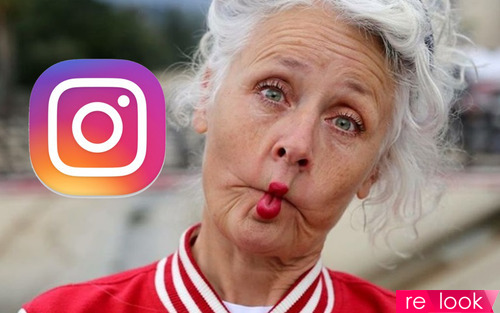 Самые стильные старушки Instagram