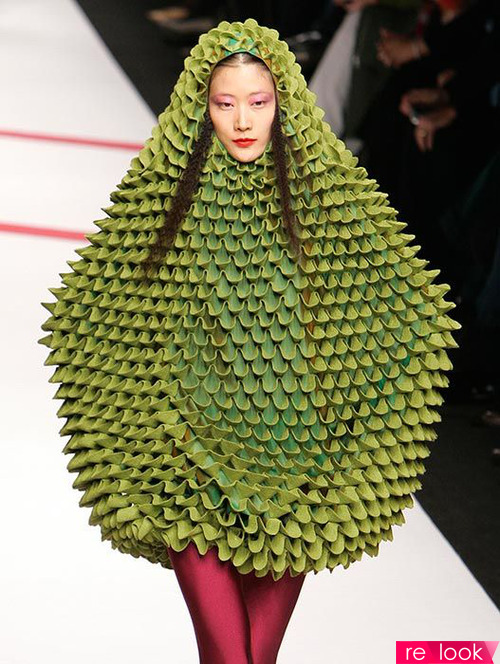 Высокая мода фото подиума