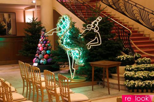 Дизайнерские елки и новогодние игрушки: готовимся к празднику