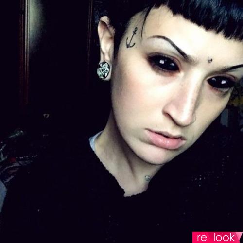 Татуировка глазного яблока: смелый и опасный тренд (осторожно шок-контент)