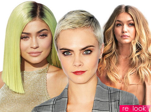 Самые модные варианты окрашивания волос осень-зима 2018