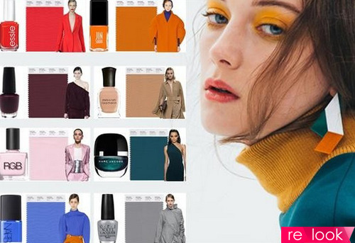 Тенденции модных оттенков в маникюре – Топ 6 цветов, актуальных этой осенью