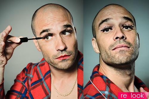 Мужчины начинают и выигрывают, или Уроки макияжа от сильной половины человечества