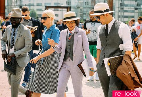 «Fashion inspiration» или вдохновлённые модой