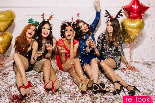 Собираемся на новогодний праздник: тренды новогодней ночи