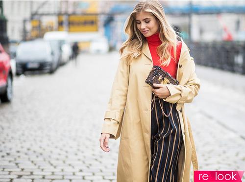 Тренч – модная альтернатива классическому пальто