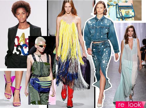 Что будет на пике моды этой весной и летом?