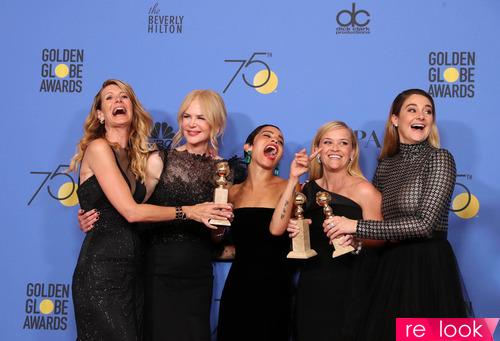 Леди в чёрном - лучшие платья церемонии BAFTA