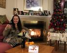 Уютно и тепло дома на Новый год