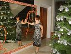Сквозь зеркало из Старого года - в Новый!