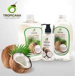 Новинки натурального кокосового масла в Tropicana Moscow
