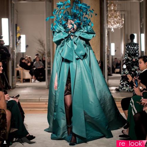 Неделя Высокой Моды в Париже: обзор самых вкусных образов