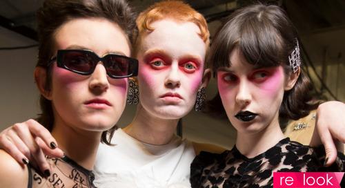 Макияж hаute-couture: подборка свежих трендов