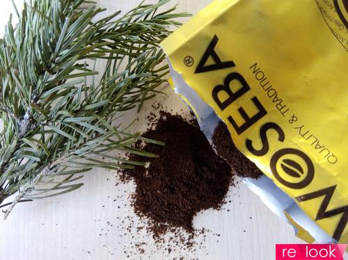МК: натуральный кофе в уходе за кожей