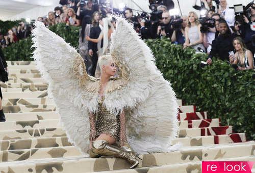 Met Gala 2018: божественное начало моды
