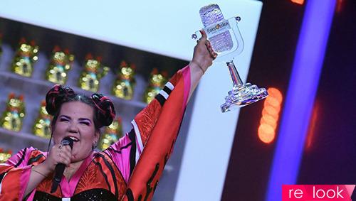 Крупным планом: победительница Евровидения-2018 Нетта Барзилай