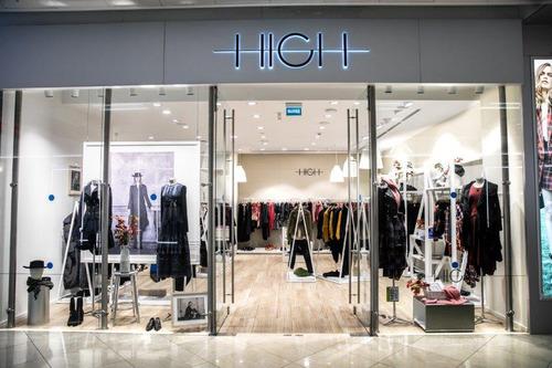 Итальянский бренд HIGH представил новую коллекцию Весна-Лето 2019 и отпраздновал первый день рождения бутика в России
