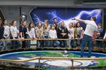 Школьная жизнь набирает обороты, а Московский Планетарий приглашаем учеников начальной, средней и старшей школы к себе на урок!