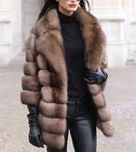 Модные меховые тренды зимы 2018-2019