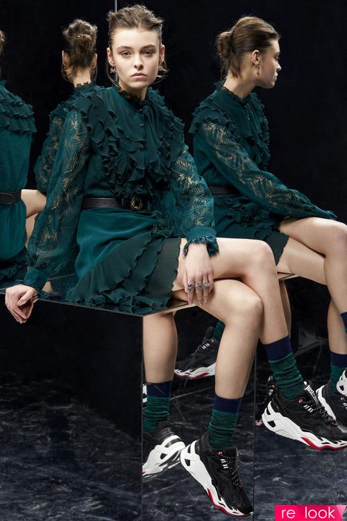 Носки в женской моде останутся надолго
