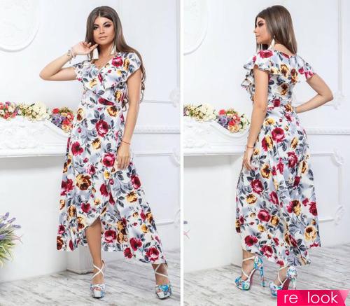 Мода лета 2019: одежда с запахом