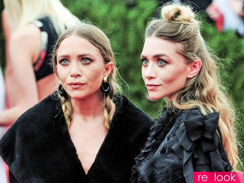 Сестры Олсен: звездный путь от кино до моды