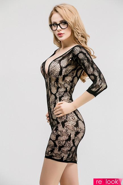 Dresse Style Femme Fatale