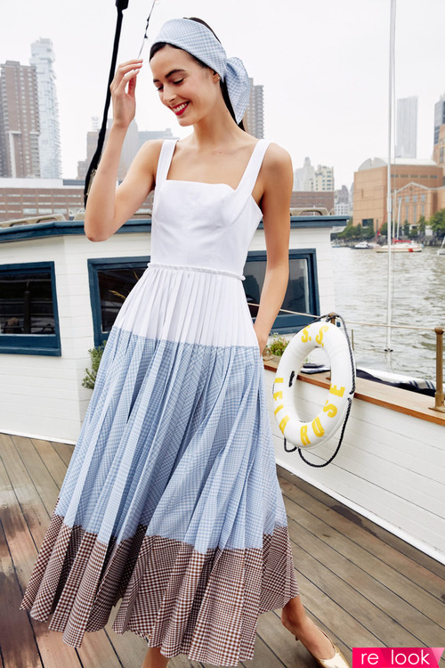 Модные сарафаны лета 2019