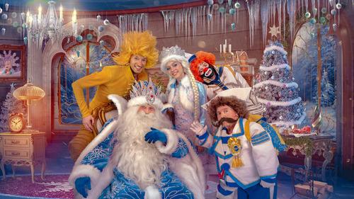 Настоящий Дед Мороз приглашает на свой 1000-летний юбилей в Новогоднюю страну в Крокусе