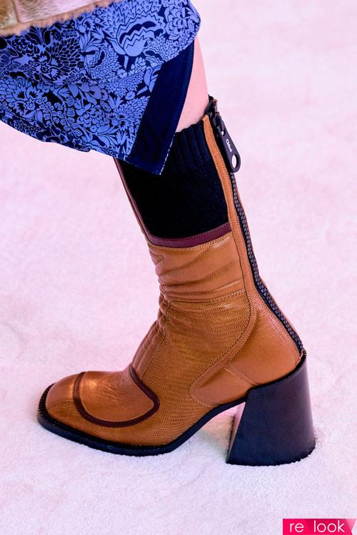 Модная обувь осени и зимы 2019-2020