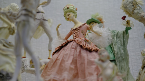 Культурный фонд «Куклы мира» представляет: X Московская международная выставка  «Искусство куклы»