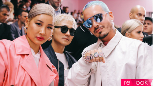 Неделя моды SS 2020 в Париже: интересные локации, смс на одежде и розовая пустыня