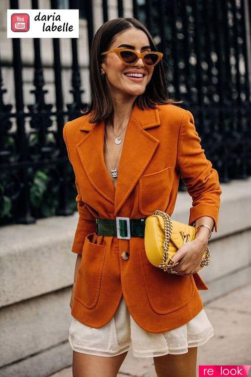 Секрет женского пиджака 2020