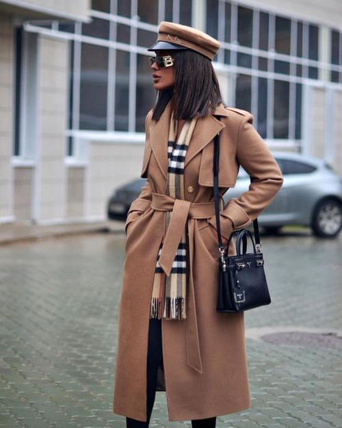Мода весны 2020: пальто и плащи