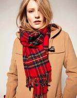 Модные шарфы зимы 2020