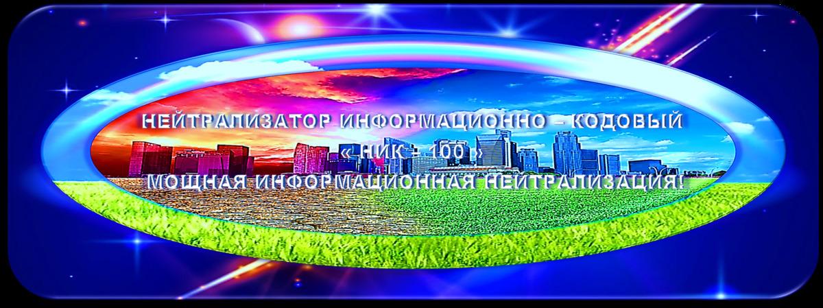 НЕЙТРАЛИЗАТОР ИНФОРМАЦИОННО – КОДОВЫЙ «НИК-100»
