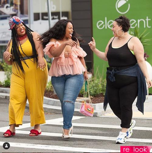 Летние образы для plus size модниц 2020