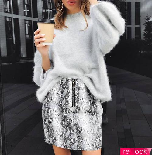 Мода осени 2021: водолазки и свитера