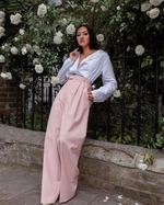 Модные брюки весны и лета 2021