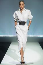 Мода весны и лета 2021: платье-рубашка