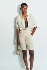 Мода лета 2021: длинные шорты