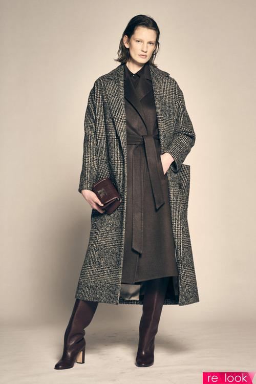 Модные пальто осени и зимы 2021-2022